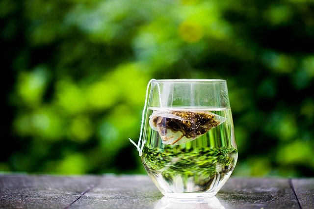 Drink Green Tea to Promote Losing That Stubborn Belly Fat