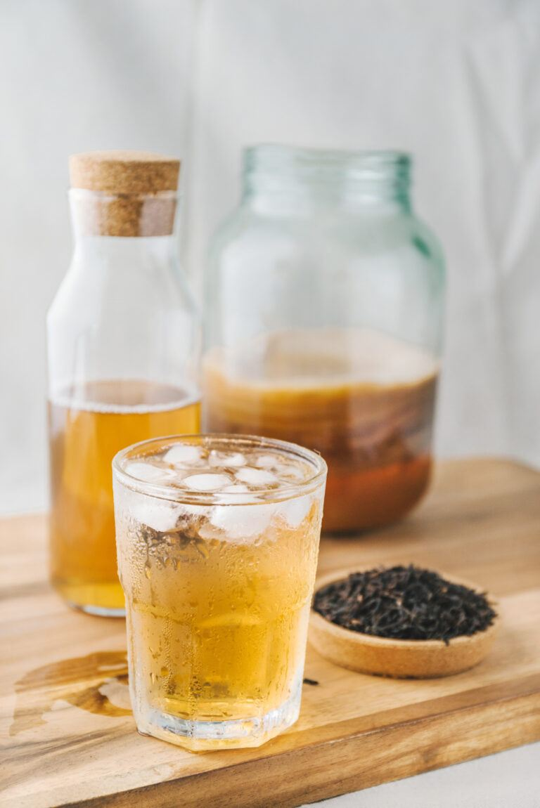 You Can Master the Method of Brewing Kombucha at Home